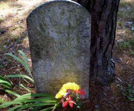 WILLIAMS, LUCINDA - Craighead County, Arkansas | LUCINDA WILLIAMS - Arkansas Gravestone Photos
