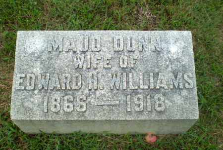 WILLIAMS, MAUD DUNN - Craighead County, Arkansas | MAUD DUNN WILLIAMS - Arkansas Gravestone Photos