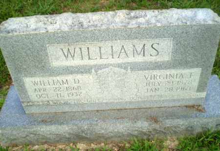 WILLIAMS, VIRGINIA T - Craighead County, Arkansas | VIRGINIA T WILLIAMS - Arkansas Gravestone Photos