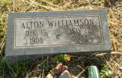 WILLIAMSON, ALTON - Craighead County, Arkansas | ALTON WILLIAMSON - Arkansas Gravestone Photos