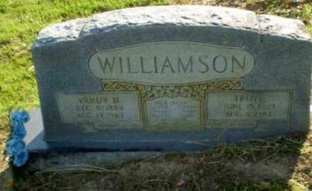 WILLIAMSON, TROYE - Craighead County, Arkansas | TROYE WILLIAMSON - Arkansas Gravestone Photos