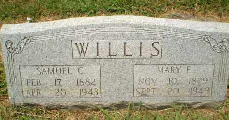 WILLIS, SAMUEL C - Craighead County, Arkansas | SAMUEL C WILLIS - Arkansas Gravestone Photos