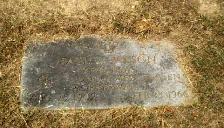 WILSON  (VETERAN WWII), PAUL V - Craighead County, Arkansas | PAUL V WILSON  (VETERAN WWII) - Arkansas Gravestone Photos