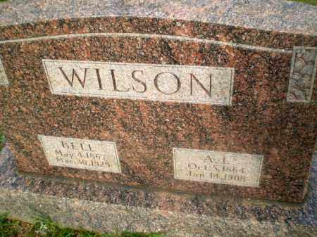 WILSON, BELL - Craighead County, Arkansas | BELL WILSON - Arkansas Gravestone Photos