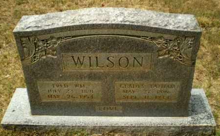 WILSON, FRED WM. - Craighead County, Arkansas | FRED WM. WILSON - Arkansas Gravestone Photos