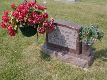 WOOD, BRENDA JO - Craighead County, Arkansas | BRENDA JO WOOD - Arkansas Gravestone Photos
