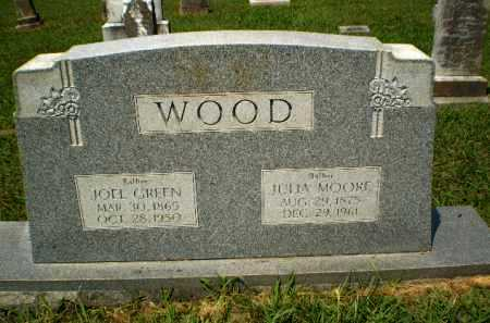 WOOD, JOEL GREEN - Craighead County, Arkansas | JOEL GREEN WOOD - Arkansas Gravestone Photos