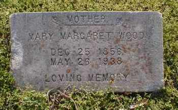 YATES WOOD, MARY MARGARET - Craighead County, Arkansas | MARY MARGARET YATES WOOD - Arkansas Gravestone Photos
