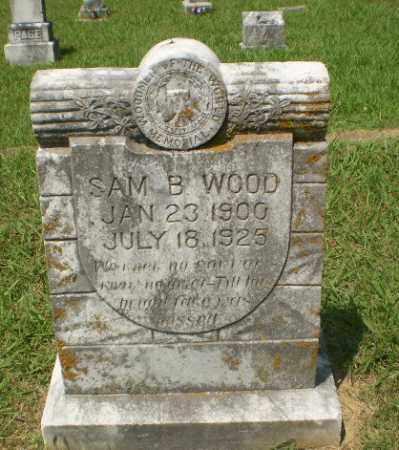 WOOD, SAM B - Craighead County, Arkansas | SAM B WOOD - Arkansas Gravestone Photos