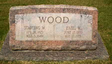 WOOD, STARLING W - Craighead County, Arkansas | STARLING W WOOD - Arkansas Gravestone Photos