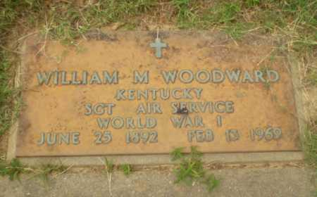 WOODWARD  (VETERAN WWI), WILLIAM M - Craighead County, Arkansas | WILLIAM M WOODWARD  (VETERAN WWI) - Arkansas Gravestone Photos