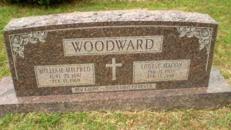 MACON WOODWARD, LOUISE - Craighead County, Arkansas | LOUISE MACON WOODWARD - Arkansas Gravestone Photos