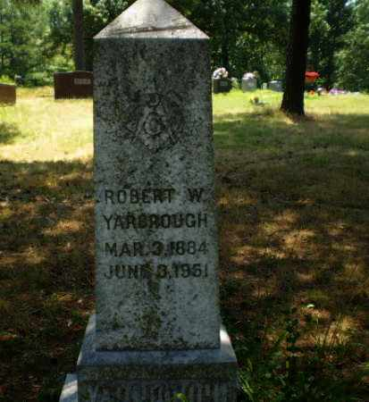 YARBROUGH, ROBERT W - Craighead County, Arkansas | ROBERT W YARBROUGH - Arkansas Gravestone Photos