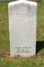 YEARTA (VETERAN CSA), GREENBERRY - Craighead County, Arkansas | GREENBERRY YEARTA (VETERAN CSA) - Arkansas Gravestone Photos