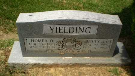YIELDING, HOMER O - Craighead County, Arkansas | HOMER O YIELDING - Arkansas Gravestone Photos