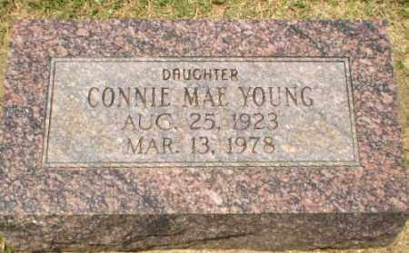 YOUNG, CONNIE MAE - Craighead County, Arkansas | CONNIE MAE YOUNG - Arkansas Gravestone Photos