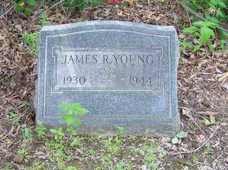 YOUNG, JAMES R. - Craighead County, Arkansas | JAMES R. YOUNG - Arkansas Gravestone Photos