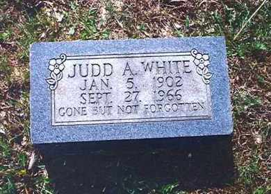 WHITE, JUDD A. - Craighead County, Arkansas | JUDD A. WHITE - Arkansas Gravestone Photos