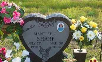 SHARP, MANTLEE JUANITA - Craighead County, Arkansas | MANTLEE JUANITA SHARP - Arkansas Gravestone Photos