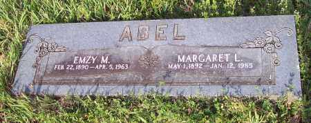 ABEL, MARGARET L - Crawford County, Arkansas | MARGARET L ABEL - Arkansas Gravestone Photos