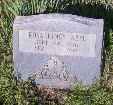 ABEL, ROSA - Crawford County, Arkansas | ROSA ABEL - Arkansas Gravestone Photos