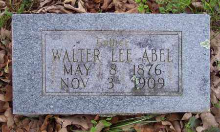 ABEL, WALTER LEE - Crawford County, Arkansas | WALTER LEE ABEL - Arkansas Gravestone Photos