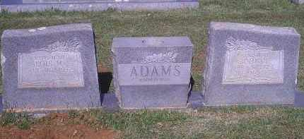 ADAMS, JOHN H - Crawford County, Arkansas | JOHN H ADAMS - Arkansas Gravestone Photos