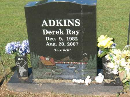 ADKINS, DEREK RAY - Crawford County, Arkansas | DEREK RAY ADKINS - Arkansas Gravestone Photos