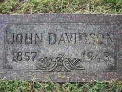 ALEXANDER, JOHN DAVIDSON - Crawford County, Arkansas | JOHN DAVIDSON ALEXANDER - Arkansas Gravestone Photos