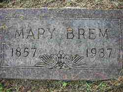 BREHM ALEXANDER, MARY - Crawford County, Arkansas | MARY BREHM ALEXANDER - Arkansas Gravestone Photos