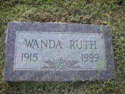 ALEXANDER, WANDA RUTH - Crawford County, Arkansas | WANDA RUTH ALEXANDER - Arkansas Gravestone Photos