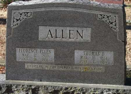 ALLEN, THOMAS B - Crawford County, Arkansas | THOMAS B ALLEN - Arkansas Gravestone Photos