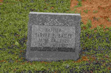 BAILEY, HARVEY P. - Crawford County, Arkansas | HARVEY P. BAILEY - Arkansas Gravestone Photos