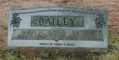 BAILEY, JEWELL H. - Crawford County, Arkansas | JEWELL H. BAILEY - Arkansas Gravestone Photos
