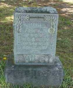 GARRETT BAILEY, MARY T. - Crawford County, Arkansas | MARY T. GARRETT BAILEY - Arkansas Gravestone Photos