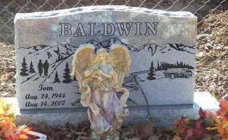 BALDWIN, TOM - Crawford County, Arkansas | TOM BALDWIN - Arkansas Gravestone Photos