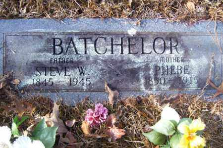 BATCHELOR, STEVEN WILSON - Crawford County, Arkansas | STEVEN WILSON BATCHELOR - Arkansas Gravestone Photos