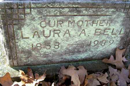 BELL, LAURA - Crawford County, Arkansas | LAURA BELL - Arkansas Gravestone Photos