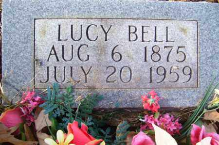 BELL, LUCY - Crawford County, Arkansas | LUCY BELL - Arkansas Gravestone Photos
