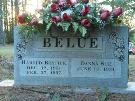 BELUE, HAROLD BOSTICK - Crawford County, Arkansas | HAROLD BOSTICK BELUE - Arkansas Gravestone Photos