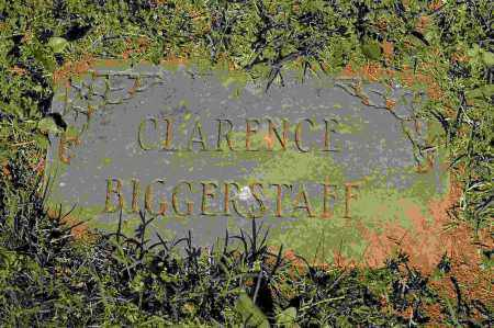 BIGGERSTAFF, CLARENCE - Crawford County, Arkansas | CLARENCE BIGGERSTAFF - Arkansas Gravestone Photos