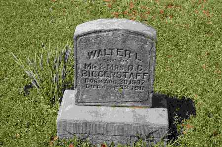 BIGGERSTAFF, WALTER L. - Crawford County, Arkansas | WALTER L. BIGGERSTAFF - Arkansas Gravestone Photos