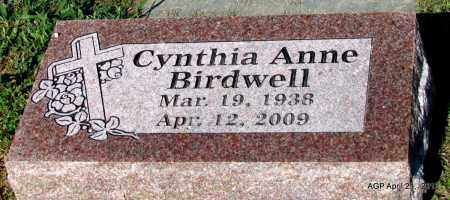 BIRDWELL, CYNTHIA ANNE - Crawford County, Arkansas | CYNTHIA ANNE BIRDWELL - Arkansas Gravestone Photos