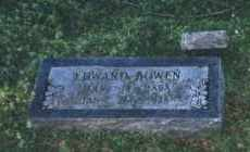 BOWEN, EDWARD - Crawford County, Arkansas | EDWARD BOWEN - Arkansas Gravestone Photos
