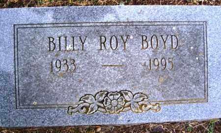 BOYD, BILLY ROY - Crawford County, Arkansas | BILLY ROY BOYD - Arkansas Gravestone Photos