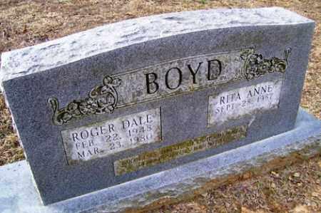 BOYD, ROGER DALE - Crawford County, Arkansas | ROGER DALE BOYD - Arkansas Gravestone Photos