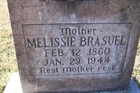 BRASUEL, MELISSIE - Crawford County, Arkansas | MELISSIE BRASUEL - Arkansas Gravestone Photos