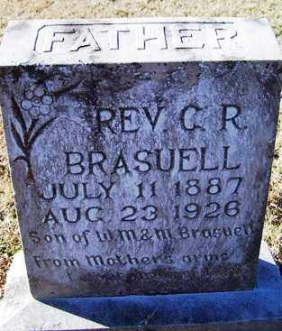 BRASUELL, C R  , REV - Crawford County, Arkansas | C R  , REV BRASUELL - Arkansas Gravestone Photos