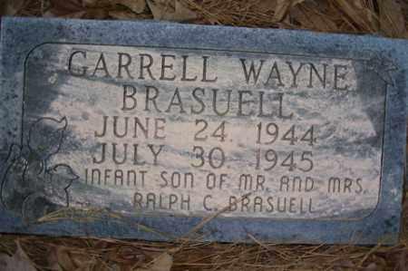 BRASUELL, GARRELL WAYNE - Crawford County, Arkansas | GARRELL WAYNE BRASUELL - Arkansas Gravestone Photos