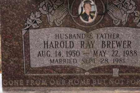 BREWER, HAROLD RAY - Crawford County, Arkansas | HAROLD RAY BREWER - Arkansas Gravestone Photos